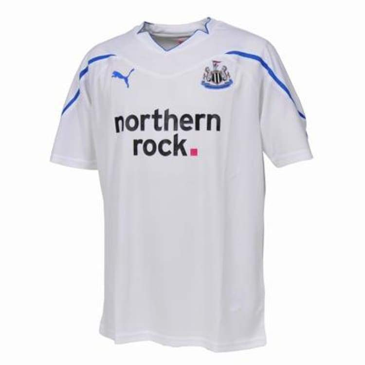 Jerseys / Soccer: Puma Newcastle United 10/11 (3Rd) Ss 738964-03 - Puma / 2Xl / White / 1011 Clothing Football Jerseys Jerseys / Soccer |