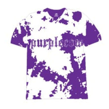 Tees / Short Sleeve: Purplecow Tie-Dye S/s Tall Tee - 2Color - Purplecow / Purple / L / Clothing Ice & Snow Mens On Sale Pink |