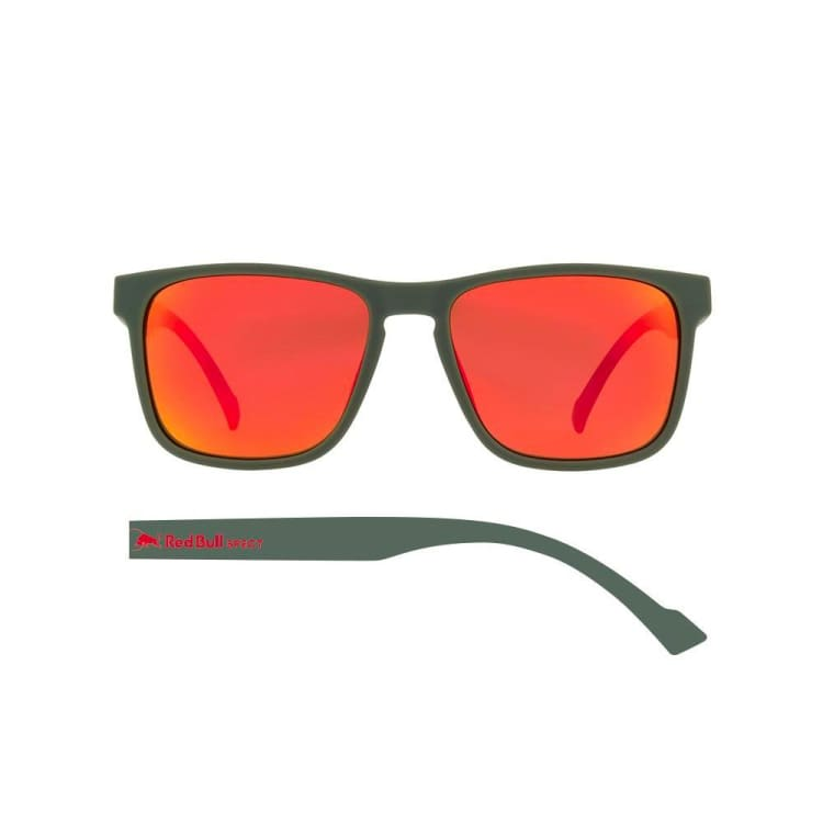 Sunglasses: RED BULL SPECT S - LEAP-006P - RED BULL SPECT / Free / OLV/RED / 1920 Air Eyewear Ice & Snow Land | OCHK-REDBULL-LEAP-006P