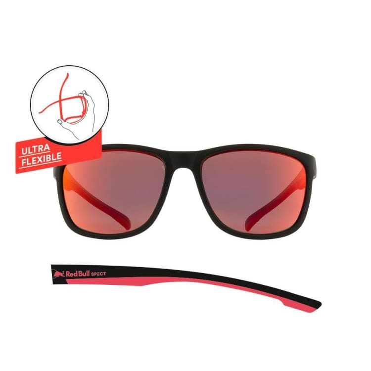 Sunglasses: RED BULL SPECT S - TWIST-002P - RED BULL SPECT / Free / BLK/RED / 1920 Air BLK/RED Eyewear Ice & Snow | OCHK-REDBULL-TWIST-002P