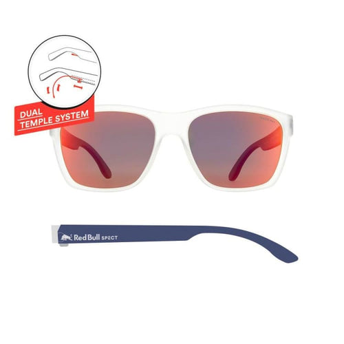 Sunglasses: RED BULL SPECT S - WING2-004PN - RED BULL SPECT / Free / SMK/RED / 1920 Air Eyewear Ice & Snow Land | OCHK-REDBULL-WING2-004PN