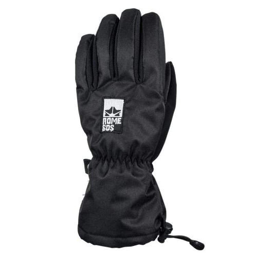 Gloves & Mittens / Snow: Rome Astoria Snow Glove 1819 Black [Womens] - Rome / M / Black / 1819 Accessories Black Gloves & Mittens Gloves &
