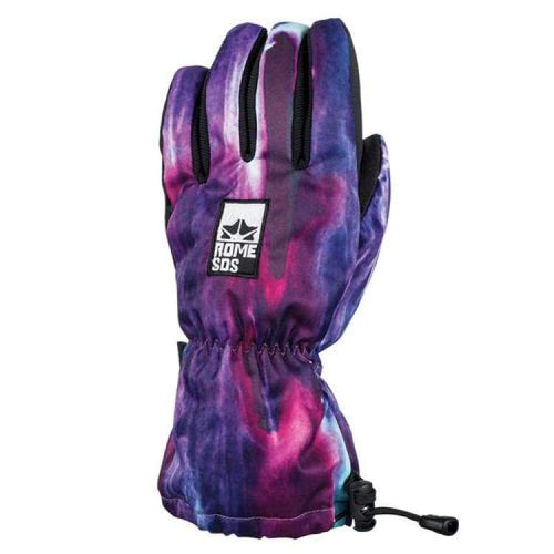 Gloves & Mittens / Snow: Rome Astoria Snow Glove 1819 Purple [Womens] - Rome / M / Purple / 1819 Accessories Gloves & Mittens Gloves &
