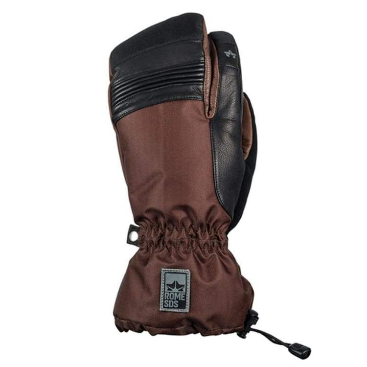 Gloves & Mittens / Snow: Rome Bronson Snow Glove Trigger Brown 1819 [Mens] - Rome / L / Brown / 1819 Accessories Brown Gloves & Mittens