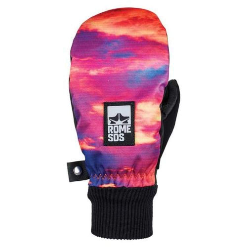 Gloves & Mittens / Snow: Rome Regular Mitt Snow Glove 1819 Sunset [Womens] - Rome / M / Sunset / 1819 Accessories Gloves & Mittens Gloves &