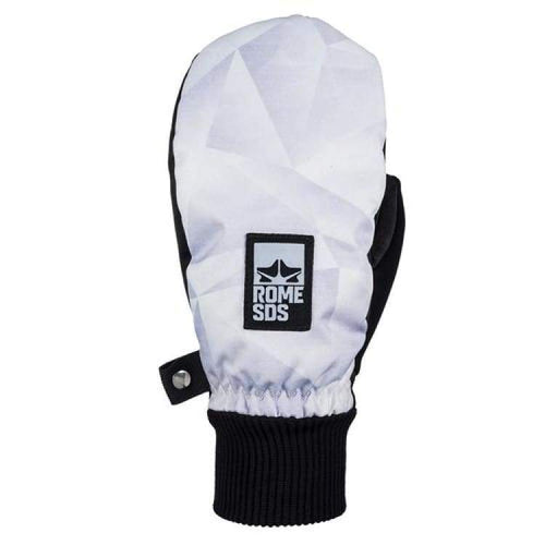 Gloves & Mittens / Snow: Rome Regular Mitt Snow Glove 1819 White [Womens] - Rome / M / White / 1819 Accessories Gloves & Mittens Gloves &