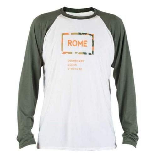 Base Layers / Top: Rome Shred Crew-Ecowick Rome 1516 - Rome / L / Rome / 1516 Base Layers Base Layers / Top Clothing Ice & Snow |