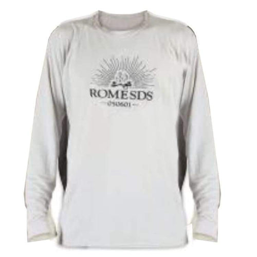 Base Layers / Top: Rome Shred Crew-Ecowick Grey 1516 - Rome / L / Grey / 1516 Base Layers Base Layers / Top Clothing Grey |
