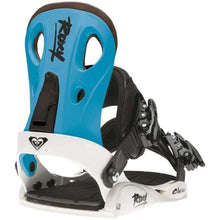 Snowboard Bindings: Roxy Classic Binding White - 1617 - 1617 Gear Ice & Snow On Sale Roxy