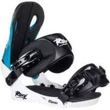 Snowboard Bindings: Roxy Classic Binding White - 1617 - Roxy / S/m / White / 1617 Gear Ice & Snow On Sale Roxy | Occn-Whiteline-6234110-S