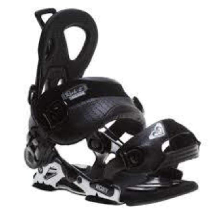 Snowboard Bindings: Roxy Rock-It Power Snowboard Binding 1314 [Womens] - Roxy / M / Gear Ice & Snow On Sale Roxy Snow |