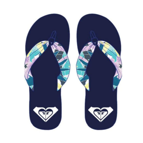 Sandals / Slip On: Roxy Womens Tropical Monsoon Thongs 16 - Btn0 - Roxy / Btn0 / 7 / 2016 Btn0 Footwear On Sale Roxy |