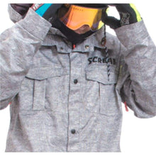 Jackets / Snow: Scream 2018/19 Ski And Snowboard Wear [Jacket + Pants] - Sk02 - 1819 Clothing Fun Factory Jackets Jackets / Snow
