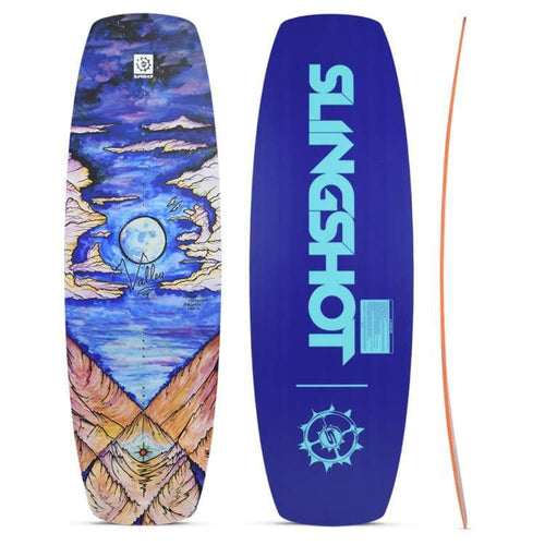 Wakeboards: Slingshot 136 Valley - 2018 - Slingshot / 136 / 2018 Gear On Sale Slingshot Wakeboarding | Occn-Whiteline-18267136