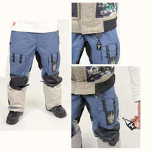 Pants / Snow: Technine Goon 40 Oz Pant Shell Navy/mid Grey 1314 - 1314 Clothing Ice & Snow Mens Navy/mid Grey