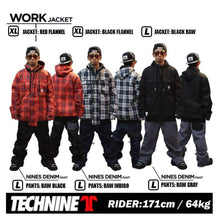 Pants / Snow: Technine Nines Denim Pant Shell Rawindigo 1415 - 1415 Clothing Ice & Snow Mens On Sale