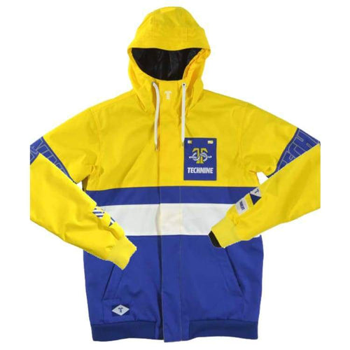 Jackets / Snow: Technine Yatch Jacket Yellow Combo - 1718 - 1718 Clothing Down & Insulated Jackets Ice & Snow Jackets