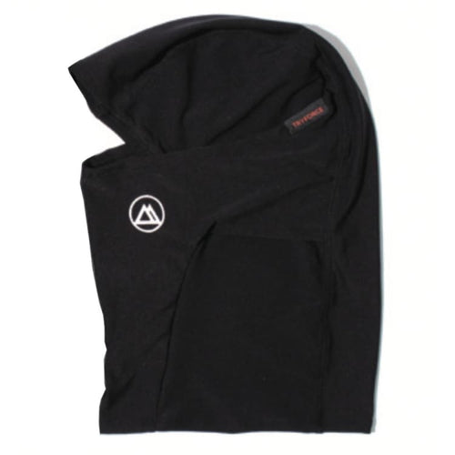 Bandanas & Face Masks: TF KNIT BALACLAVA-BLACK - TRYFORCE / S/M / Black / 1920 Accessories Bandanas & Face Masks Black BRUINS |