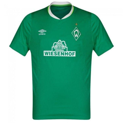 Jerseys / Soccer: UMBRO 1920 (H) WERDER BREMEN SS JERSEY 90608U - Umbro / M / Green / 1920 Clothing Football Green Jerseys |