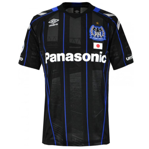 Jerseys / Soccer: Umbro Gamba Osaka 16/17 (H) Acl Uds6616Hc - Umbro / Ss-S / Black / 1617 Black Clothing Football Gamba Osaka |