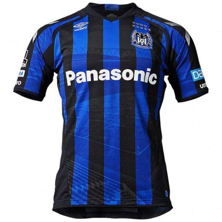 Jerseys / Soccer: Umbro Gamba Osaka 16/17 (H) Authentic Jersey Uds6616Hsp - Umbro / Ss / Blue / 1617 Blue Clothing Football Gamba Osaka |