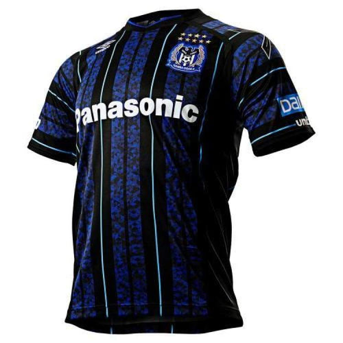 Jerseys / Soccer: Umbro Gamba Osaka 17/18 Home Re Jersey Uds6716H - Umbro / M-L / Navy / 1718 Clothing Football Gamba Osaka Home Kit |