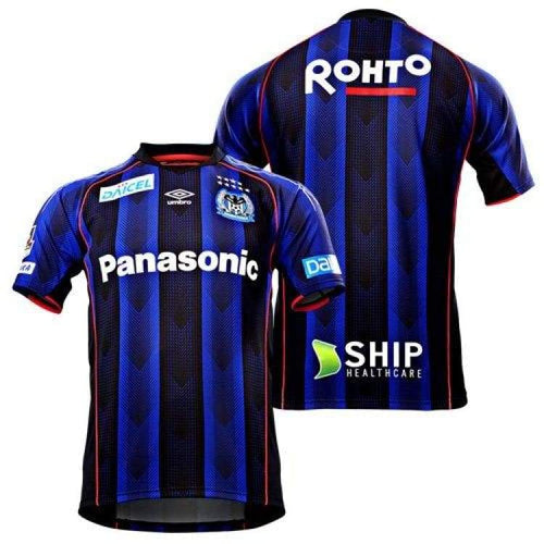 Jerseys / Soccer: Umbro Gamba Osaka 2018 (H) Authentic Jersey Uds6816Hsp - Umbro / Ss-S / Blue / 2018 Blue Clothing Football Gamba Osaka |