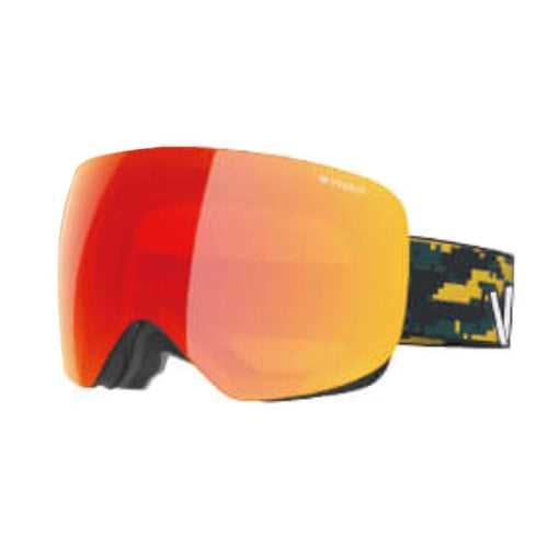 Goggles / Snow: Vight Aubrun Snow Goggle - Camo A15048004 [Asian Fit] - Vight / Free / Camo / 1819 Accessories Camo Eyewear Goggles |