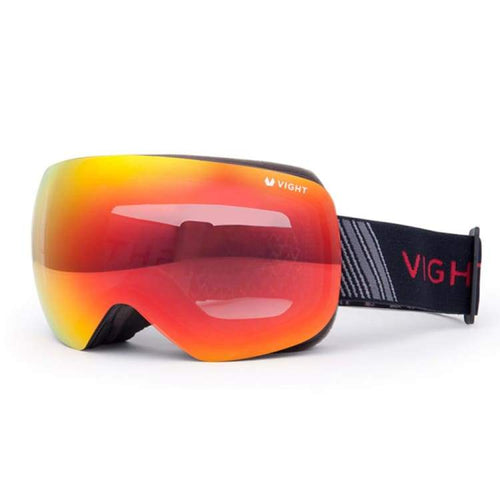 Goggles / Snow: Vight Aubrun Snow Goggle - Dark Purple A15048002 [Asian Fit] - Vight / Free / Dark Purple / 1819 Accessories Dark Purple