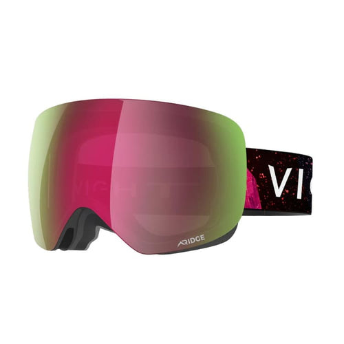 Goggles / Snow: Vight Aubrun Snow Goggle - Pink Quartz Storm A15048007 [Asian Fit] - Vight / Free / Pink Quartz Storm / 1819 Accessories