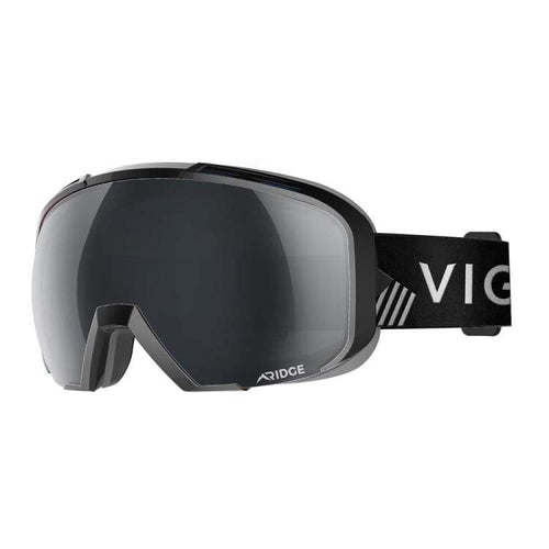 Goggles / Snow: Vight Croxx Snow Goggle - Black Mountain C14057017 [Asian Fit] - Vight / Free / Black Mountain / 1819 Accessories Black