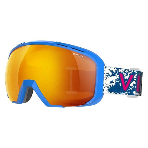 Goggles / Snow: Vight Croxx Snow Goggle - Blue C14057004 [Asian Fit] - Vight / Free / Blue / 1819 Accessories Blue Eyewear Goggles |
