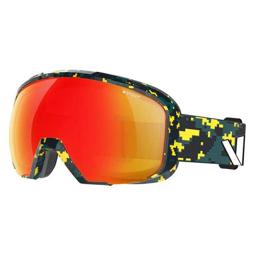 Goggles / Snow: Vight Croxx Snow Goggle - Camo C14057015 [Asian Fit] - Vight / Free / Camo / 1819 Accessories Camo Eyewear Goggles |