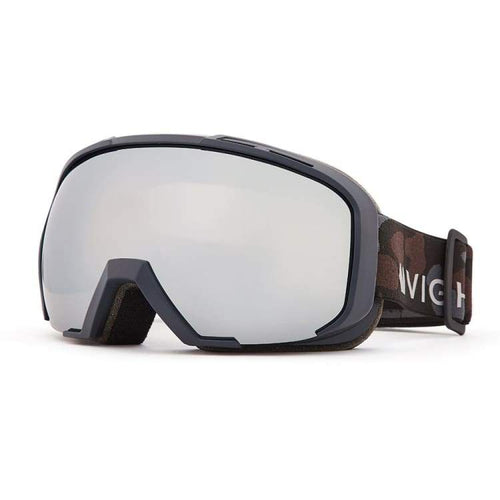 Goggles / Snow: Vight Croxx Snow Goggle - Dark Camouflage C14057023 [Asian Fit] - Vight / Free / Dark Camouflage / 1819 Accessories Dark