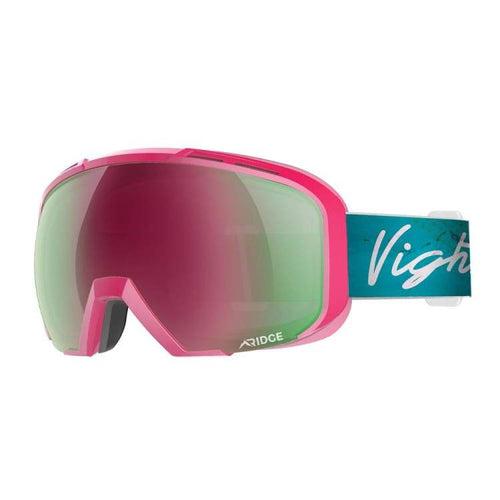 Goggles / Snow: Vight Croxx Snow Goggle - Pink Cloud C14057019 [Asian Fit] - Vight / Free / Pink Cloud / 1819 Accessories Eyewear Goggles