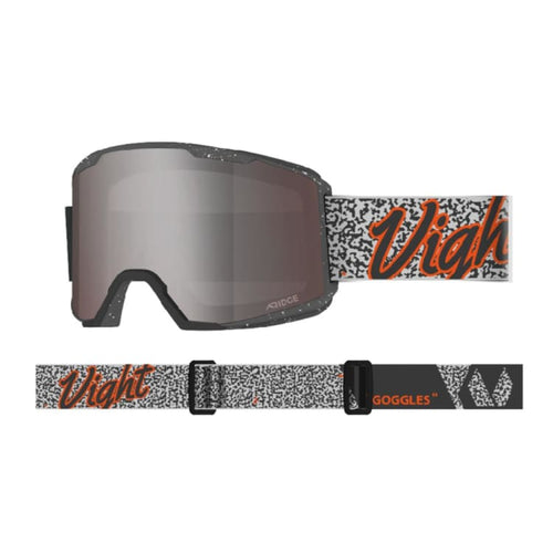 Goggles / Snow: VIGHT Defender Snow Goggle - BLACK SPECKLE D17072006 [Asian Fit] - VIGHT / Free / Black Speckle / 1819 1920 Accessories