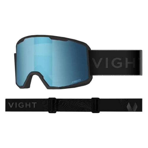 Goggles / Snow: VIGHT Defender Snow Goggle - UTILITY BLACK D17072009 [Asian Fit] - VIGHT / Free / Utility Black / 1819 1920 Accessories