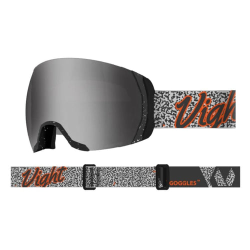 Goggles / Snow: VIGHT Highlander Goggle - BLACK SPECKLE H17066006 [Asian Fit] - VIGHT / Free / Black Speckle / 1819 1920 Accessories Black
