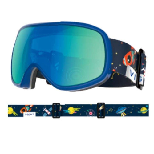 Goggles / Snow: Vight Pikko Snow Goggle - Cosmos P11005008 [Asian Fit For Kids] - 1819 Accessories Cosmos Eyewear Goggles |