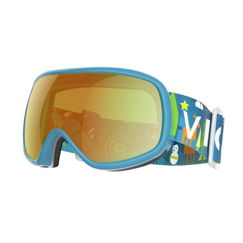 Goggles / Snow: Vight Pikko Snow Goggle - Sky Venture P11005010 [Asian Fit For Kids] - Vight / Free / Sky Venture / 1819 Accessories Eyewear