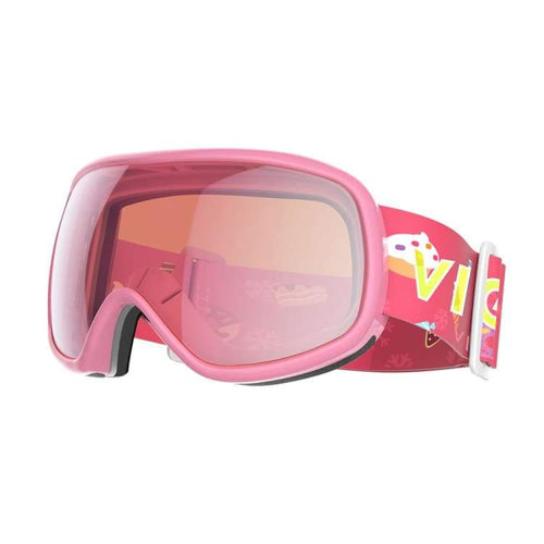 Goggles / Snow: Vight Pikko Snow Goggle - Wanderland P11005009 [Asian Fit For Kids] - Vight / Free / Wanderland / 1819 Accessories Eyewear