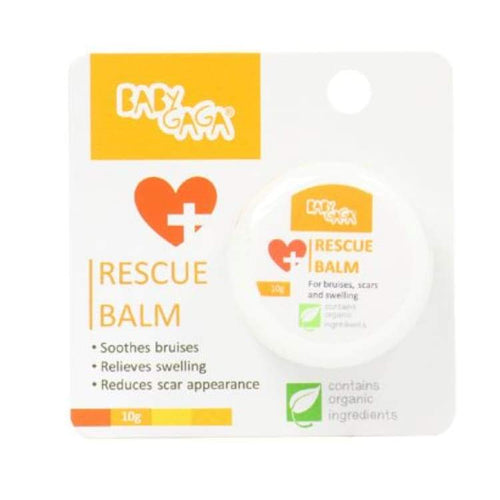 Skincare: Vitroguard® Baby Gaga Rescue Balm (Organic) 10G - Vitroguard / 10G / Accessories Air Basketball Camping & Hiking Cycling |