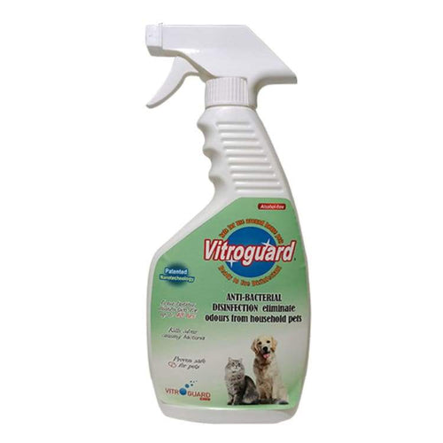Spray/ Anti Viral: Vitroguard® Medi Petsafe Series - 500Ml - Vitroguard / 500Ml / 1718 Accessories Air Anti Bacterial Anti Viral |