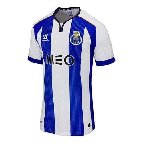 Jerseys / Soccer: Warrior Fc Porto 14/15 (Home) S/s Jersey [#7 Quaresma] - Warrior / M / Blue/white / 1415 Blue/white Clothing Fc Porto