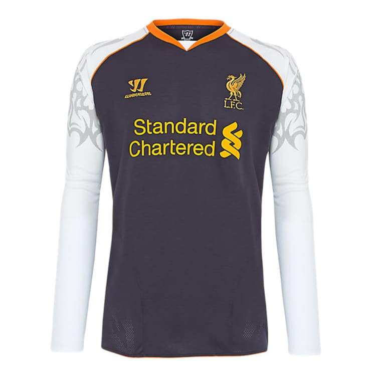 Jerseys / Soccer: Warrior Liverpool 12/13 (3Rd) L/s Wstm209 - Warrior / S / Purple / 1213 Clothing Football Jerseys Jerseys / Soccer |