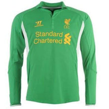 Jerseys / Soccer: Warrior Liverpool 12/13 (H) Gk L/s Wstm202 - Warrior / M / Green / 1213 Clothing Goalkeeper Green Home Kit |