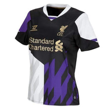 Jerseys / Soccer: Warrior Liverpool 13/14 (3Rd) S/s Womens Wstw311Bk - 1314 Clothing Football Jerseys Jerseys / Soccer