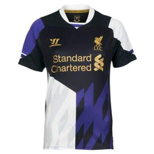 Jerseys / Soccer: Warrior Liverpool 13/14 (3Rd) S/s Womens Wstw311Bk - Warrior / S / Purple / 1314 Clothing Football Jerseys Jerseys /