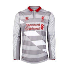 Jerseys / Soccer: Warrior Liverpool 14/15 (3Rd) L/s Keeper Wstm410 - Warrior / S / Grey / 1415 Clothing Football Goalkeeper Grey |