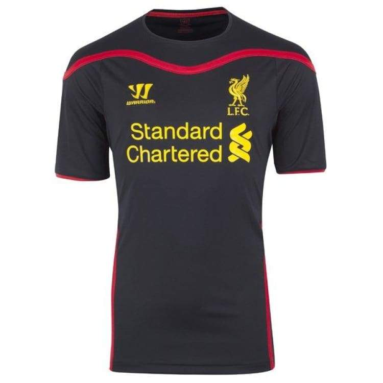 Jerseys / Soccer: Warrior Liverpool 14/15 (A) S/s Gk Wstm407 - Warrior / S / 1415 Away Kit Clothing Football Goalkeeper |